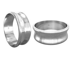 RING 011 7 mm - S (10,11,12)