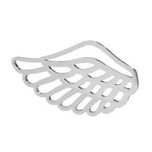 Křídla privesek, LKM-2753 - 0,50 16,1x30 mm