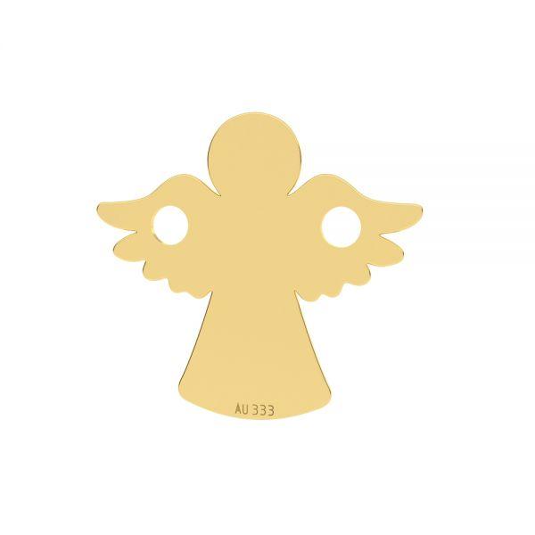 Anděl privesek*zlato 333*LKZ8K-30095 - 0,30 13x13 mm