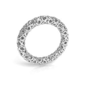 Měsíc přívěšek stříbrný 925, CON 1 E-PENDANT 666 10,1x12,8 mm