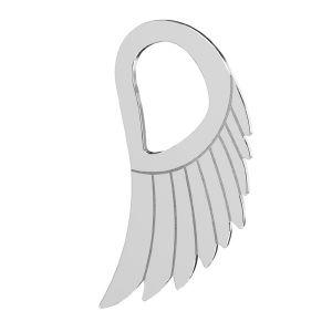 Křídla privesek, LKM-2221 - 0,50 8,8x15 mm