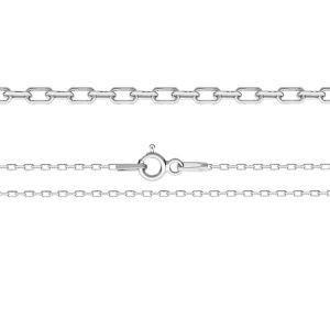 Řetízek Ankr *stříbro 925*, AD 35 (45 cm)