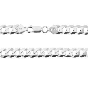 Řetízek Pancer*stříbro 925*PD 180 6L 19 cm