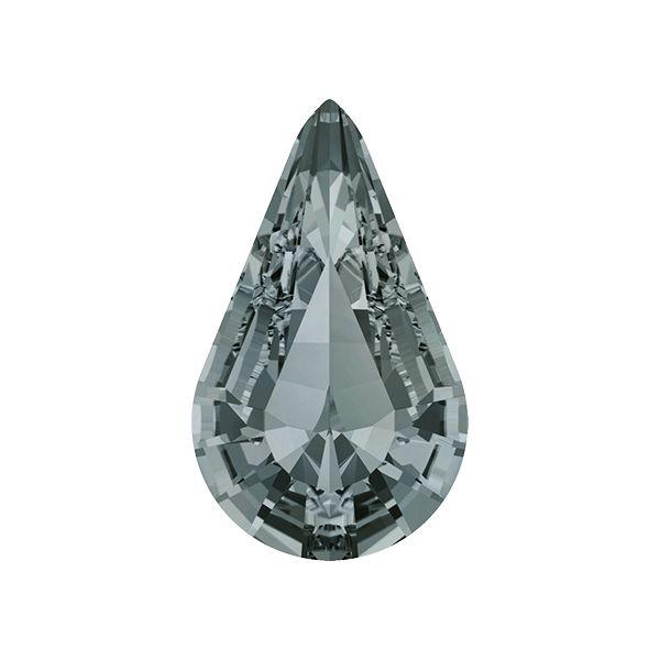 4328 MM 10,0X 6,0 BLACK DIAMOND F